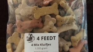 4 mix kluifjes 500gram